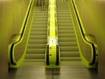 library_escalator