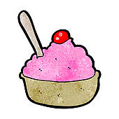 ice-cream-bowl-clipart-k14833923