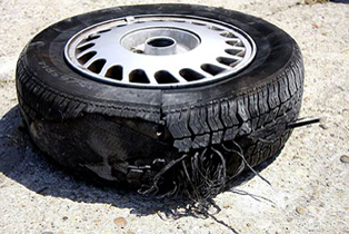 shredded-tire